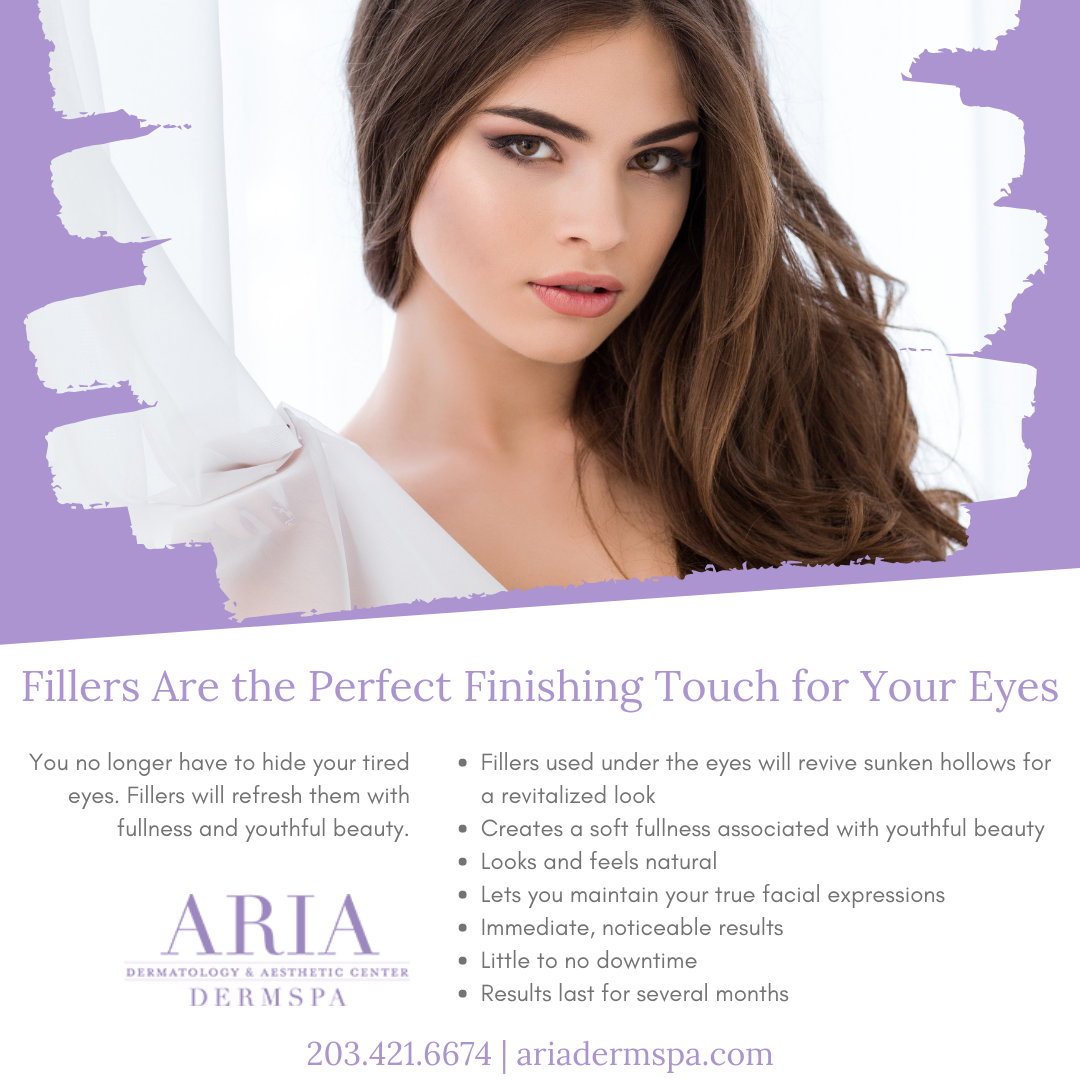 Fillers Are the Perfect Finishing Touch for Your Eyes